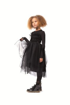 One of the stunning pieces from the childrenswear collection, Jean Paul Gaultier