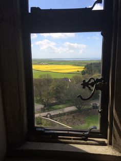 View from Roch Castle, Pembrokeshire