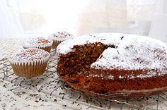 Cupcakes y pastel de miel. #MagnoliaBakery #Miel #Reposteria