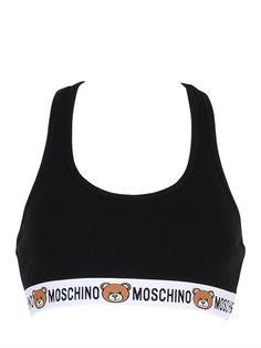 TOPS - MOSCHINO UNDERWEAR - LUISAVIAROMA.COM - WOMEN'S CLOTHING - FALL WINTER 2016 - LUISAVIAROMA.COM