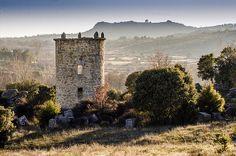 Torre de Mirabel en El Berrueco | Flickr: Intercambio de fotos