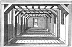 STUDIES IN PERSPECTIVE by: Jan Vredeman de Vries -  Dover Publications EXCERPT 1