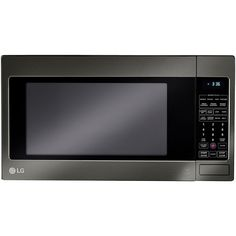 Countertop Microwave Oven With Easyclean Lcrt2010bd 560