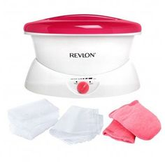Revlon Moisturizing Paraffin Bath for Smoother Skin, Provides thermal pain relief Offers full range of heat comfort levels Paraffin wax smoothes and softens skin Melts wax in 60 minutes Includes 3 lbs. of wax, 2 thermal mitts, and 30 glove liners Revlon, Wax Therapy, Therapy Tools, Opi, Wax Spa, Wax Bath, Burt's Bees, Rich Girls, Cleanser