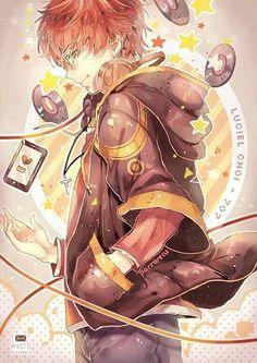 Saeyoung (Luciel/Seven/707/Defender of Justice)