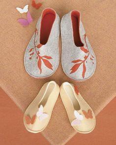 Pantofole fai da te 3