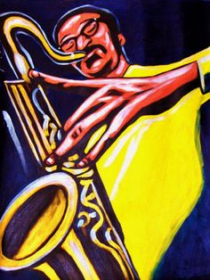 "JOE HENDERSON PRINT POSTER jazz state of the tenor sax cd lp record album vinyl saxophone mode for joe mirror inner urge. CHOOSE PRINT SIZES 9x12"" ($70) or 18x24"" ($130)-This quality giclee print is part of my extensive portfolio. I am the artist John Froehlich, aka FRO-ART-This is a ""READY TO FRAME"" REPRODUCTION PRINT on quality gloss archival paper.-PRINT will be professionally packed and shipped in a sturdy mailing tube, via USPS Priority Mail.-My vibrant colored artwork will become a..."