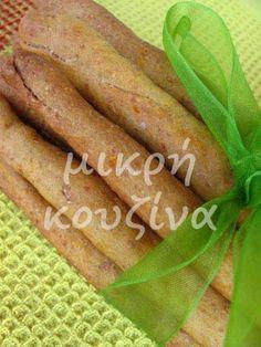 μικρή κουζίνα: Κριτσίνια ολικής αλέσεως με καρότο Whole Wheat Bread, Whole Wheat Flour, Greek Beauty, Greek Recipes, Cucumber, Carrots, Cookies, Baking, Vegetables