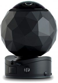 360fly ‐360° vesitiivis action-kamera, musta – Verkkokauppa.com