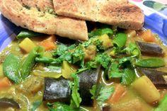 Aubergine and Potato Curry - Vegetables - Recipe Detail - expatwoman.com