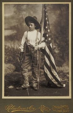 Cherokee Boy by Wisconsin Historical Images, via Flickr