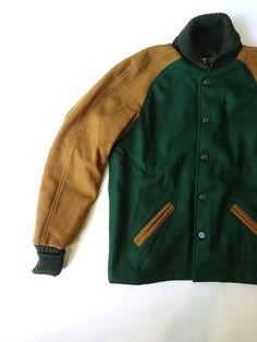 「SKOOKUM 」 Award Jacket