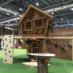 Love this tree house! Grand Designs Live, House Doctor, Interior, Outdoor Decor, Home Decor, Decoration Home, Room Decor, Design Interiors, Interiors