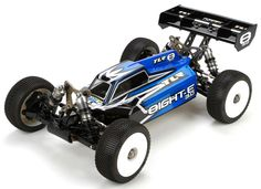 Team Losi Racing - TLR's 8IGHT-T3.0 Truggy