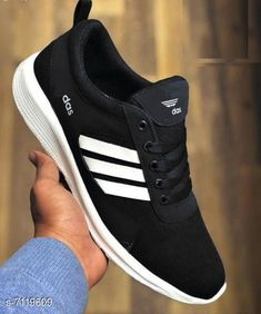 Casual Shoes AMIT SHOES Men's Black styles Casual shoes Material: Mesh Sole Material: Eva Fastening & Back Detail: Lace-Up Multipack: 1 Sizes: IND-7 IND-6 IND-10 IND-9 IND-8 Country of Origin: India Sizes Available: IND-6, IND-7, IND-8, IND-9, IND-10 *Proof of Safe Delivery! Click to know on Safety Standards of Delivery Partners- https://ltl.sh/y_nZrAV3  Catalog Rating: ★3.9 (4129)  Catalog Name: Unique Fashionable Men Casual Shoes CatalogID_1136496 C67-SC1235 Code: 244-7119609-999