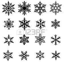 Résultats de recherche d'images pour « dessin flocon neige »