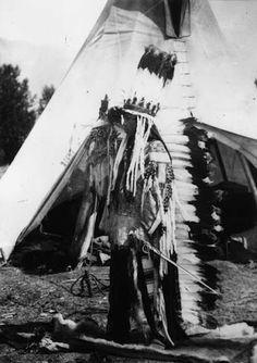Patee-ne-ni-mae - Flathead - 1907