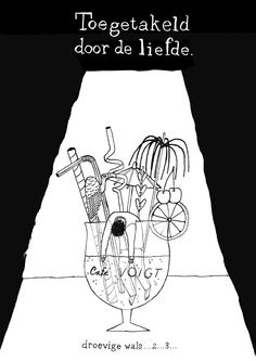 Made by Marianne Lock / Alternative Movieposter / Toegetakeld door de Liefde / Film / Poster / FOR SALE Harmony Korine, Django Unchained, Spring Breakers, Alternative Movie Posters, Quentin Tarantino, Beautiful Artwork, Rainy Days, Illustration, Artist