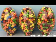 Candy Surprise Toys Finding Dory Zootopia Teenage Mutant Ninja Turtles Paw Patrol My Little Pony - YouTube