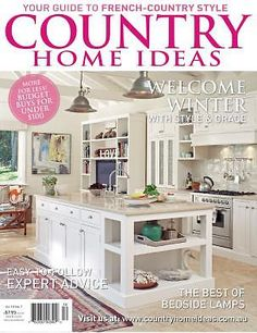 Vol 10: No 7 | Country Home Ideas | The Country Lifestyle Magazine