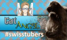 Feline Catangel Kanalvorstellung von Schweizer YouTuber und Streamer. Youtuber, Streamers, Angel, Movie Posters, Movies, Deutsch, Fiction, 2016 Movies, Paper Streamers
