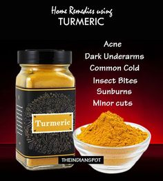 Turmeric is a very common herb and it's known as queen of spices. It is...