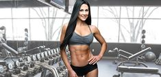 Ashley Kaltwasser glute workout