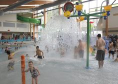 Lynnwood Recreation Pool plus Rainy-Day Recess: More than 60 Indoor-Play Places in the Seattle Area