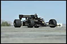 1984 Lotus Type 95T John Player Special Driven by Nigel Mansell
