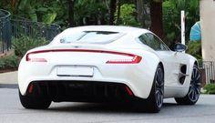 Aston Martin One 77 #astonmartinone77white