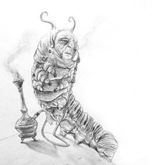 alice in wonderland characters images caterpillar - Google Search Alice In Wonderland Characters, Alice Madness, Caterpillar, Jackson, House Warming, Artworks, Image, Google Search, Wedding