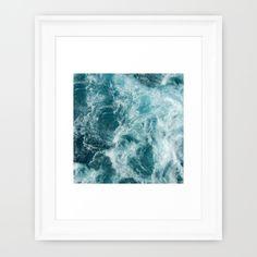 Sea+Framed+Art+Print+by+Studio+VII+-+$33.00