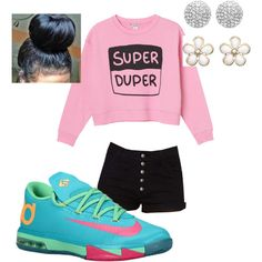 Super duper, created by passion4fashion191 on Polyvore