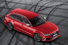 Audi's New RS6 Avant Brings the Thunder with 552HP and 190MPH – 305km/h [23 Photos] - Carscoop - V8 unit is said to produce 552hp (560PS) between 5,700 and 6,700 rpm and a constant 700 Nm (516 lb-ft) of torque available between 1,750 and 5,500 rpm
