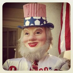turn uncle sam into a zombie