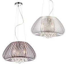 Lampa wisząca LYNA Italux MDM2234-3 (kolor do wyboru) - Cudowne Lampy
