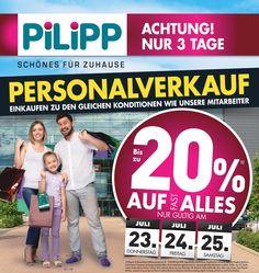PERSONALVERKAUF in ANSBACH & BINDLACH bei Bayreuth - Einkauf zu den gleichen Konditionen wie unsere Mitarbeiter!