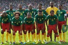 Cameroon | FIFA World Cup 2014 Cameroon National Team