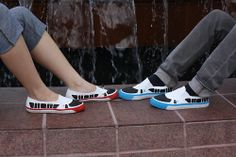 monorail shoes