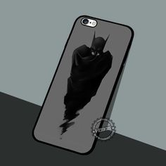 Batman Poster - iPhone 7 6 5 SE Cases & Covers #movie #superheroes