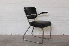 Hedenverleden.nl | Fana buisframe stoel | Stoelen & banken