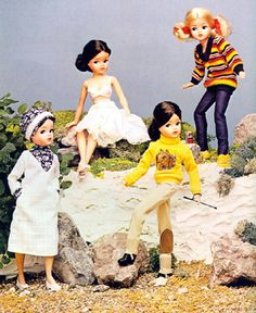 My Sindy - Fashions 1970s