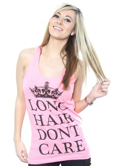 Long Hair Don't Care (LHDC) means much more than rad clothing. It's Power to the Person.