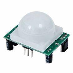 PIR. Human sensor module with control circuit board. $5.99+