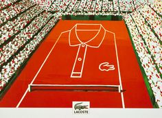 An history of sport with style (C) Lacoste Archives Lacoste Store, Lacoste Clothing, Tennis Whites, Tennis Lessons, Vintage Branding, Graphic Design Posters, Brand Packaging, Store Design, Creations