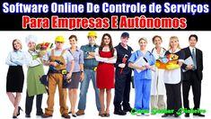Software Online De Controle De Serviços P/Empresas E Autônomos, Emite Pe...