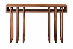 Calatrava Console Table by Paul Versveld at Paul Alexander Collective