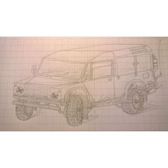 #landrover #landroverdefender #4x4 #4wd #draw #drawing #dessin #instacar #rover #monstertruck #trial #rallycar #rally by baptiste.engine #landrover #landroverdefender #4x4 #4wd #draw #drawing #dessin #instacar #rover #monstertruck #trial #rallycar #rally
