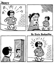 Nancy by Ernie Bushmiller
