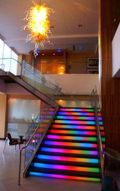 Moonrise Hotel Lobby by gll, via Flickr